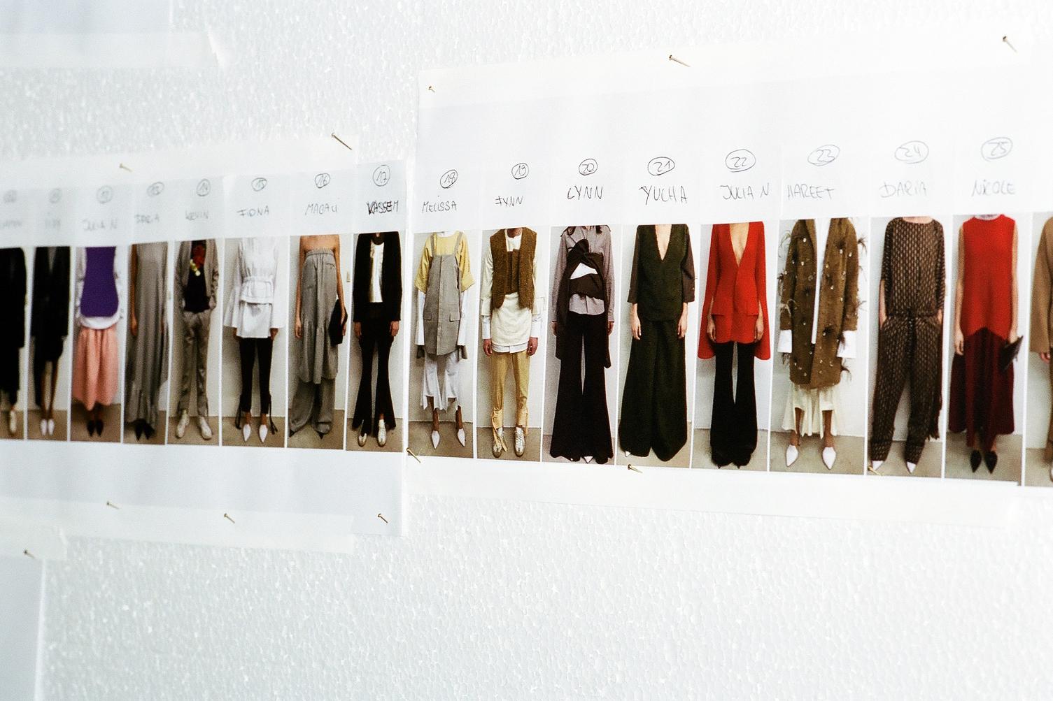 william fan, fashion week berlin