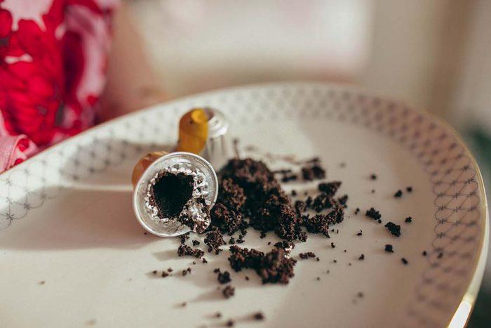 jacobs, kaffee, kaffeekapseln, tag des kaffee, kaffeepeeling