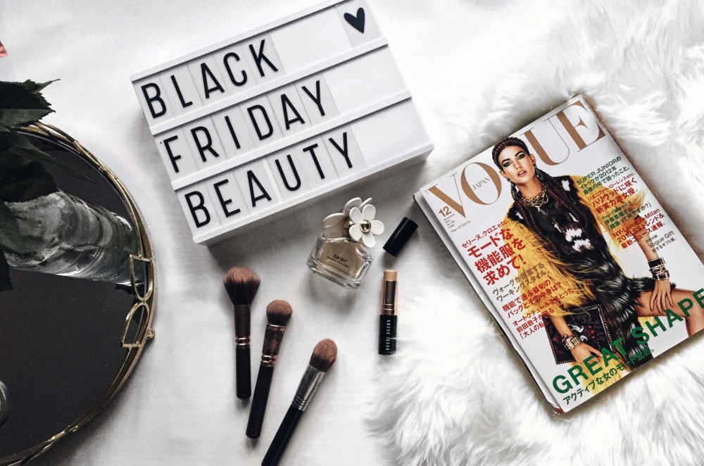 black friday, beauty