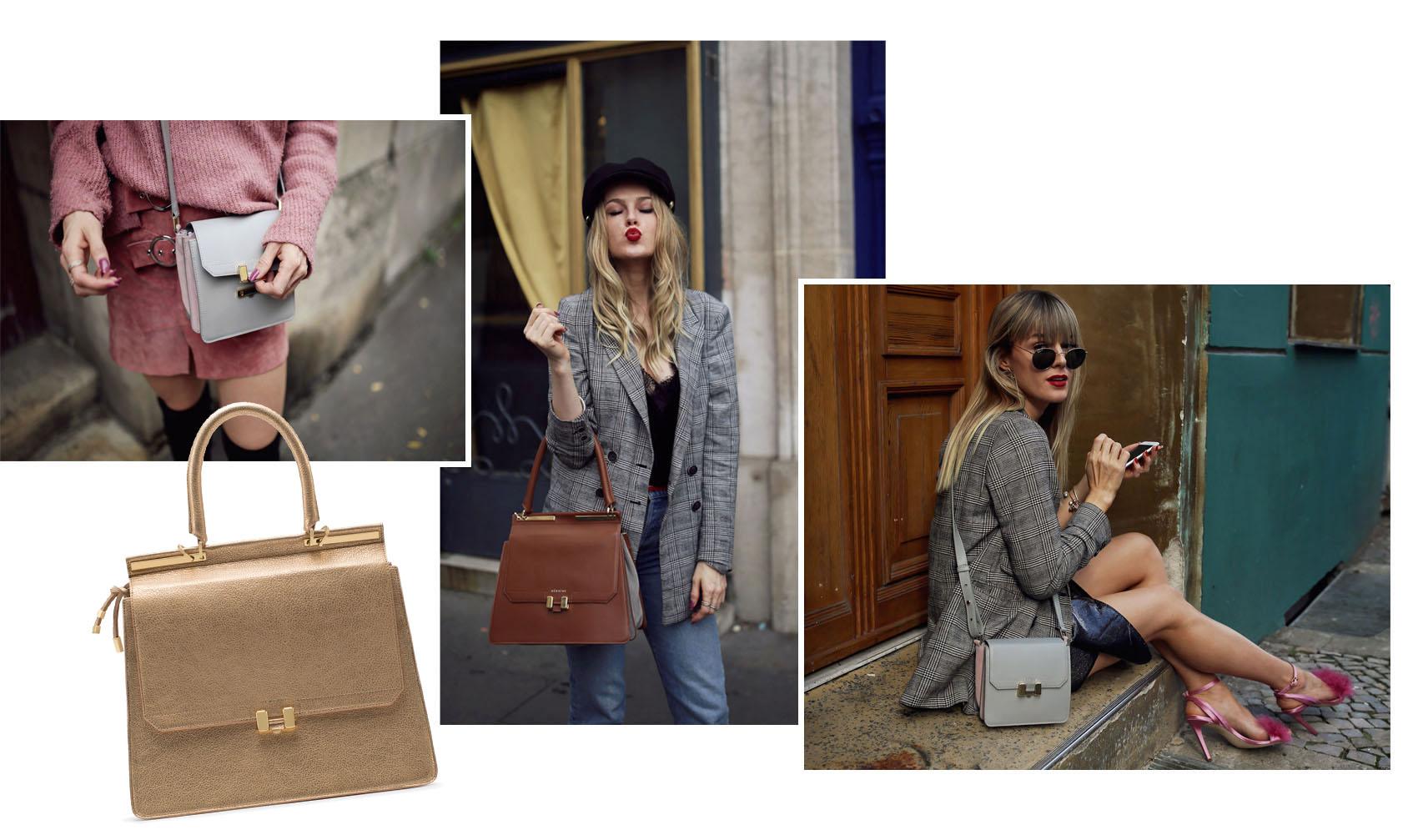 maison heroine, tasche, bag, handtasche