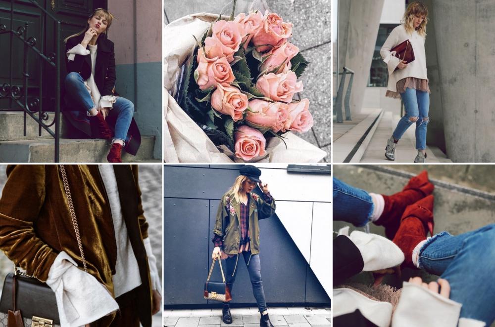 shopping, winter, instagram
